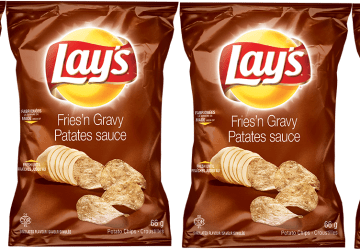 Lay's Fries and Gravy Chips - Only in Newfoundland?