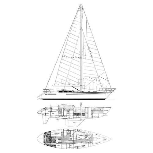 Illustration of a Cartwright 44