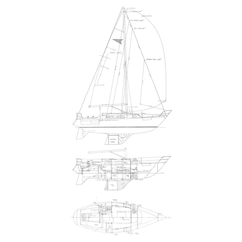 Illustration of a Easterly