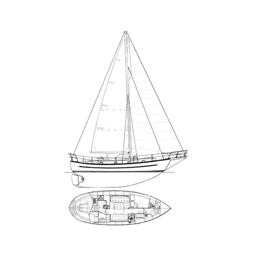 Illustration of a Lord Nelson 35