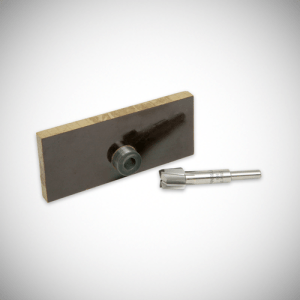 image of a piloted counter bore