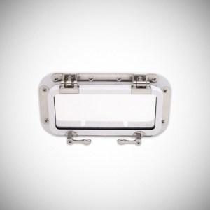 image of our rectangular tri-matrix portlight