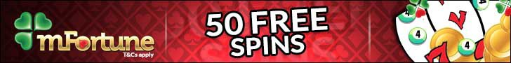 mFortune 80 free spins no deposit no wagering – keep what you win!