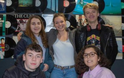 Young Darlington music artists invited to Sony HQ and studio