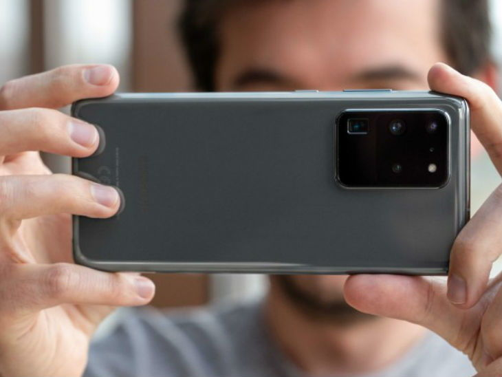 Samsung Is Working On 600 Megapixel Camera Sensor Which Is More Powerful Than Human Eyes:-