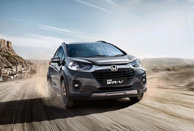 Honda WR-V 2020 Facelift Launched, Know Its Price, Features, And Mileage:-