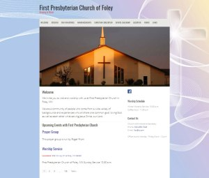 First Presbyterian Church of Foley