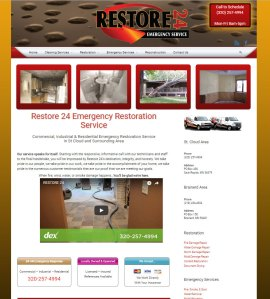 Restore 24 Emergency Service