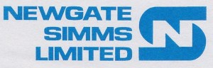 Old Newgate Simms logo