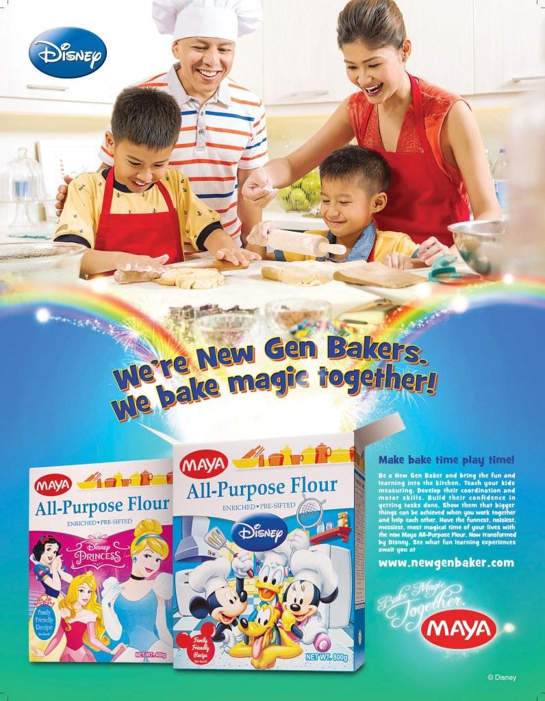 New Gen Baker Ad
