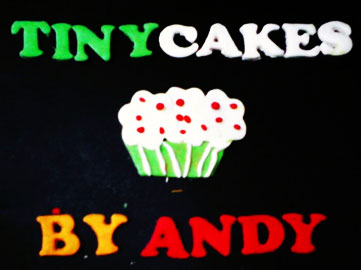 Tiny Cakes by Andy