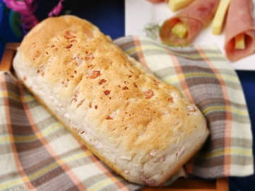 Ham Cheese Loaf