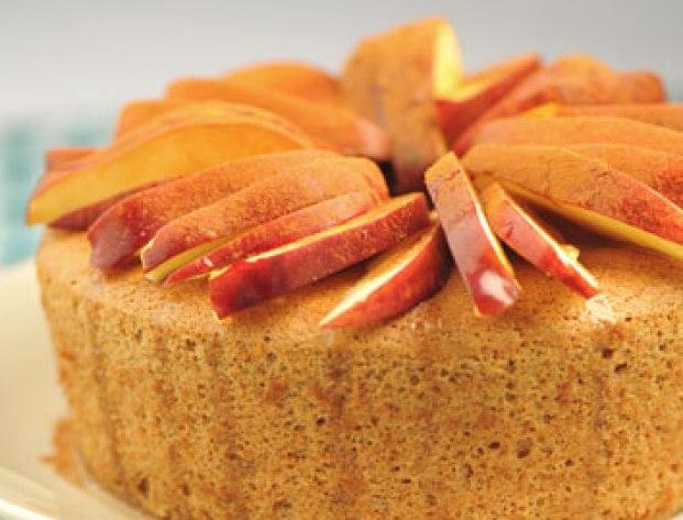 Whole Wheat Chiffon Cake