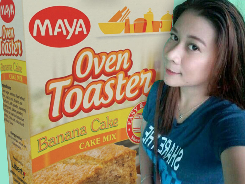 Baking with Rhea – A Maya Oven Toaster Mix Story