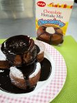 Chocolate Hotcake Souffle