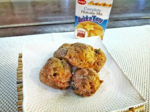 Easy Banana Beignets