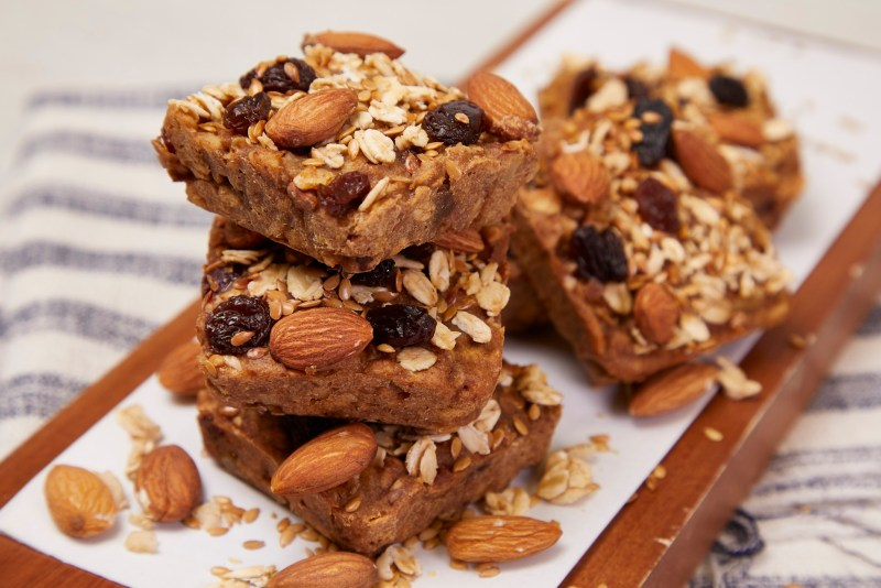 Whole Wheat Energy Bars