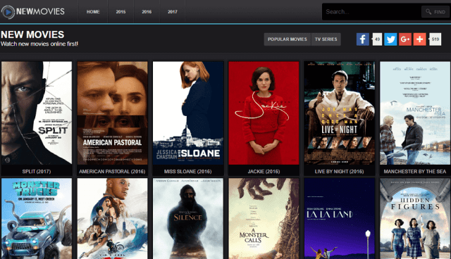 Free New Release Movie Stream Sites No Sign Up