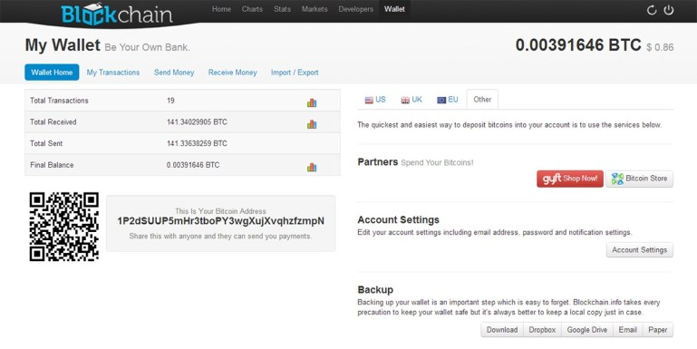 How to Setup My Bitcoin Wallet