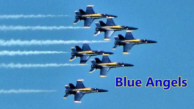 30 Things You Didn't Know About Blue Angels Chicago