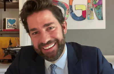 John Krasinski | Things You Didn't Know About John Krasinski Zoom Wedding