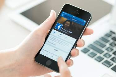 Delete Facebook Page on iOS Devices
