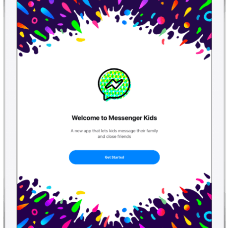 Messenger Kids app Download