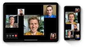 FaceTime Video Conferencing