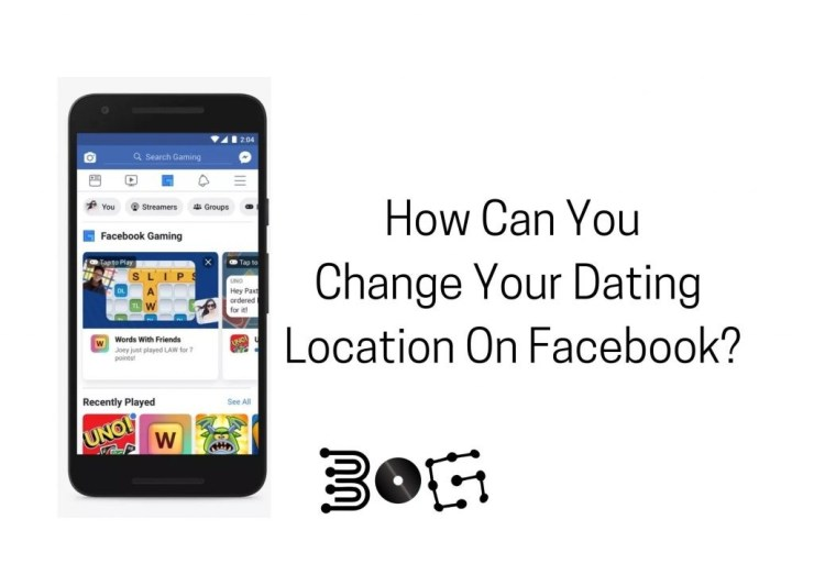 Change Location On Facebook Dating
