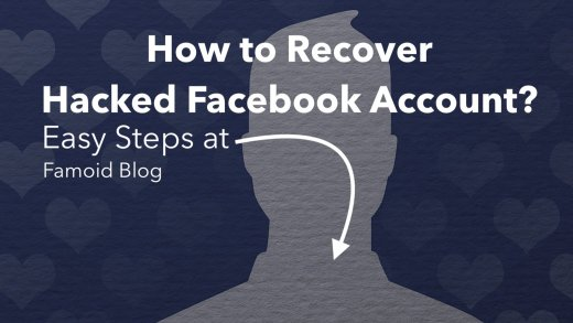 10 Steps To Recover Hacked Facebook Account Through Friends