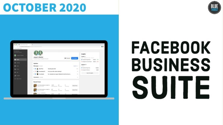 What Is Facebook Business Suite review