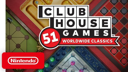 Clubhouse Games Review