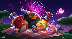 Play Angry Birds Friends On Facebook