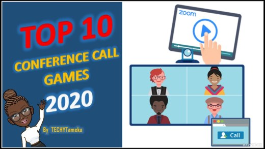 Conference Call Games