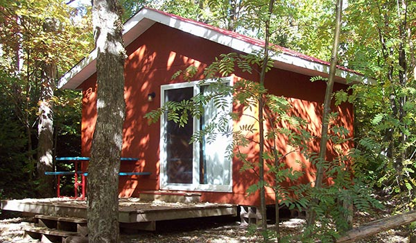 Cabins Tents Amp Rv S New Glasgow Highlands Campground