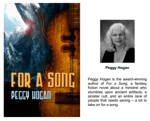 For a Song - Peggy Hogan