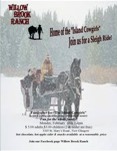 Willow Brook Ranch Sleigh Ride