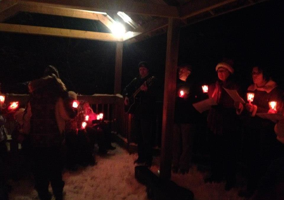 4th Annual Candle Light Walk, Tree Lighting and Social