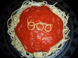 Spooktacular Spaghetti Supper