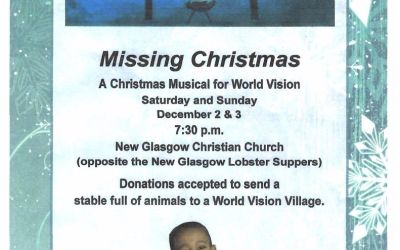 """Missing Christmas"" the musical"