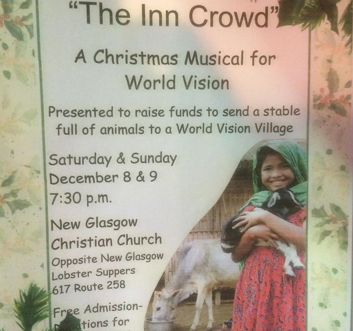 """The Inn Crowd"" A Christmas Musical Drama"