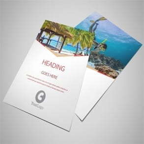 Travel Agency Flyer
