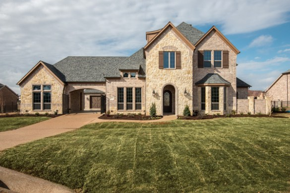 Custom Homes In Denton County  Texas  Mother In Law Suites Optional