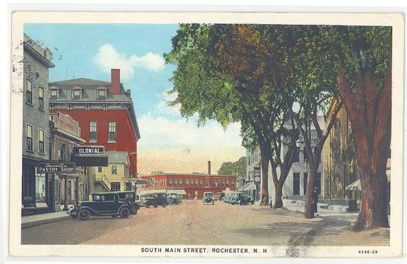 South Main Street, Rochester, New Hampshire