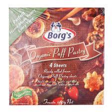 Borgs Pastry