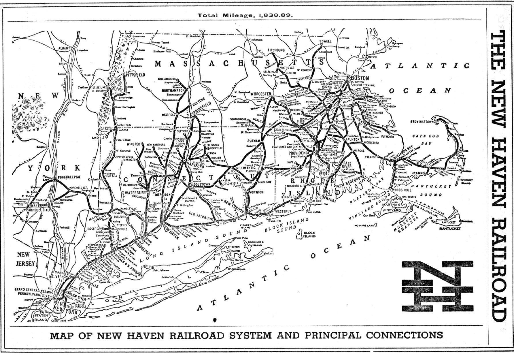 Fantasy Map Passenger Rail System For Connecticut Connecticut