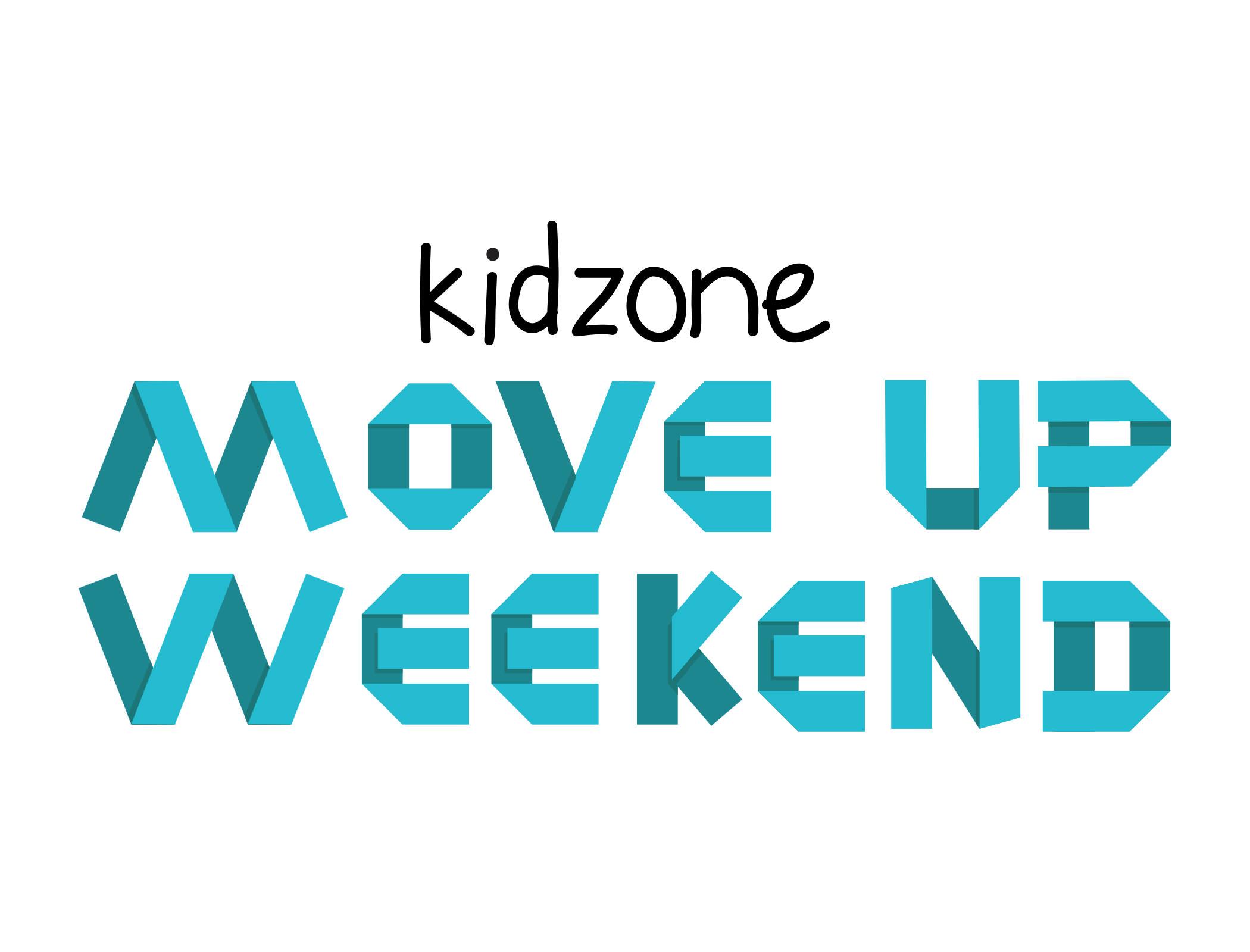 Kidzone Move Up Weekend New Heights Church