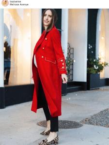 red-long-coat