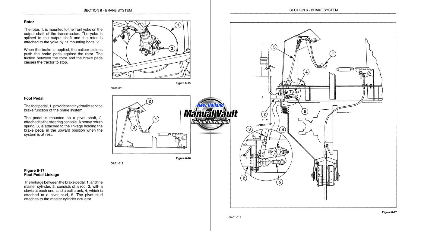 WRG-6981] New Holland Wiring Diagrams 75b