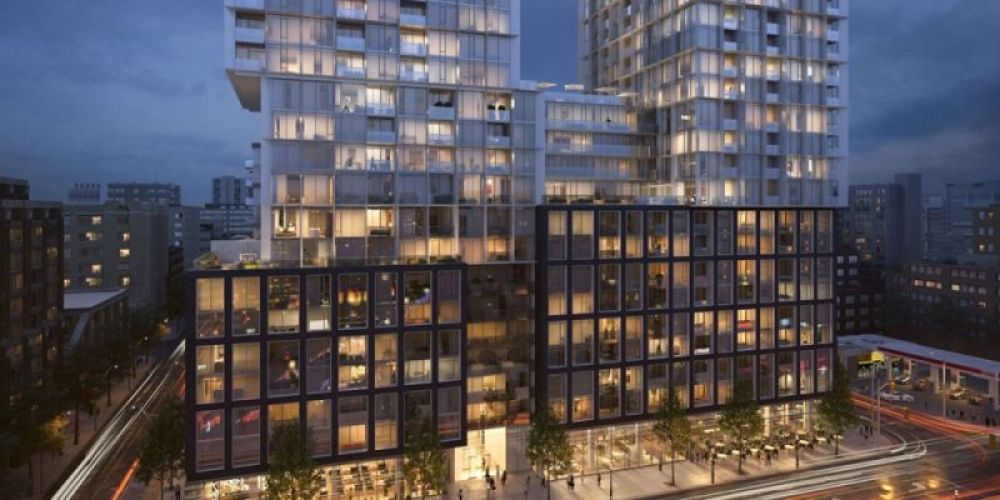 The St. Lawrence Condos
